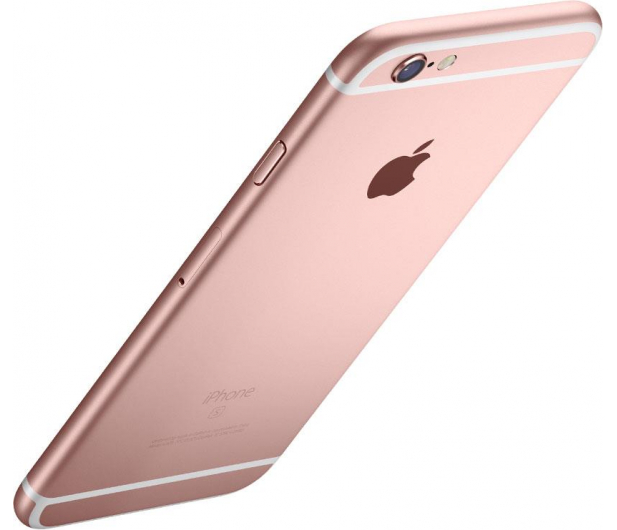 Apple iPhone 6s 32GB Rose Gold - 324904 - zdjęcie 6