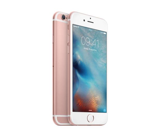 Apple iPhone 6s 32GB Rose Gold - 324904 - zdjęcie 3