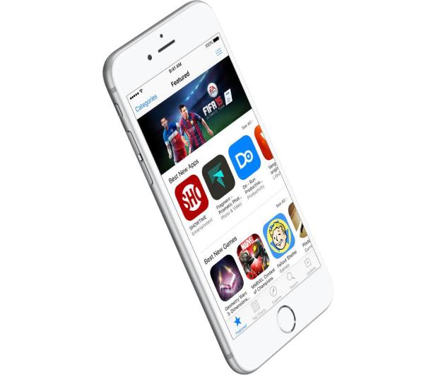 Apple iPhone 6s 32GB Silver - 324901 - zdjęcie 4