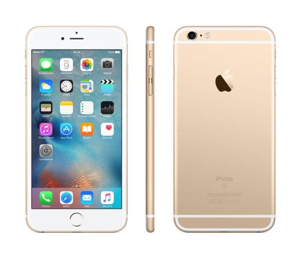 Apple iPhone 6s Plus 32GB Gold - 324895 - zdjęcie 2