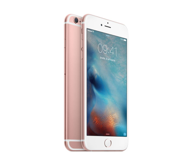 Apple iPhone 6s Plus 32GB Rose Gold - 324896 - zdjęcie 3