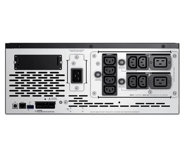 APC Smart-UPS X (2200VA/1980W, 10xIEC, AVR, LCD) - 260385 - zdjęcie 3