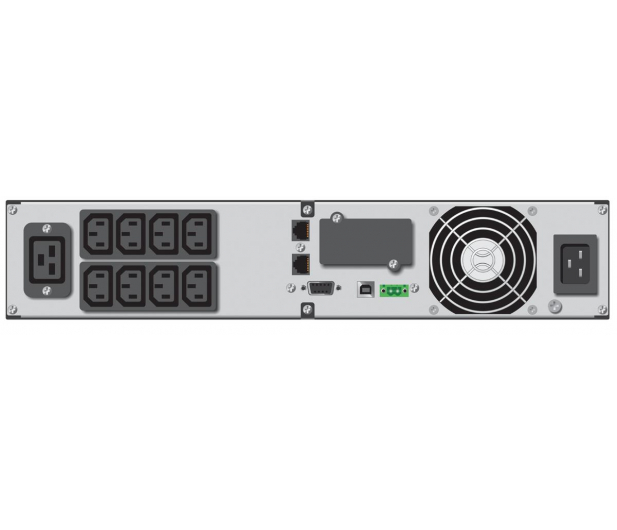 Power Walker LINE-INTERACTIVE (3000VA/2700W, 9xIEC, AVR, RACK) - 253669 - zdjęcie 4
