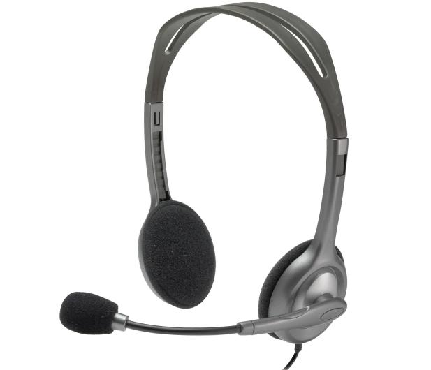 Logitech H111 Headset z mikrofonem - 257566 - zdjęcie