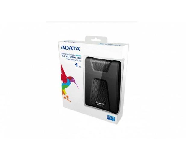ADATA DashDrive Durable HD650 1TB Czarny - 170858 - zdjęcie 4