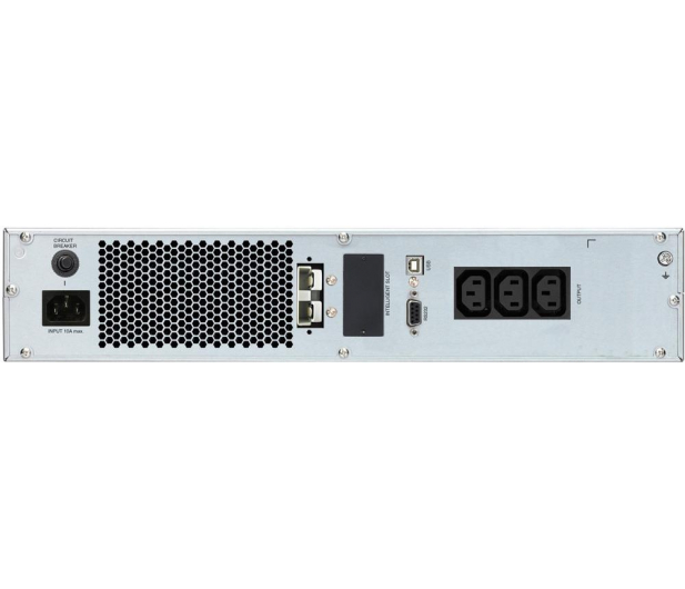 Power Walker ON-LINE (1000VA/800W, 3xIEC, USB, LCD, RACK) - 253721 - zdjęcie 7