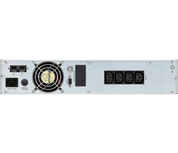 Power Walker ON-LINE (2000VA/1600W, 4xIEC, USB, LCD, RACK) - 253723 - zdjęcie 7