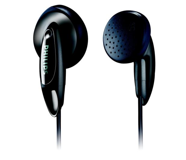 Philips SHE1350/00 czarne - 179783 - zdjęcie