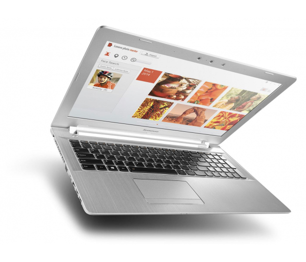Lenovo Z51-70 i7-5500U/8GB/1000/Win8X R9 M375 Biały  - 267676 - zdjęcie 2