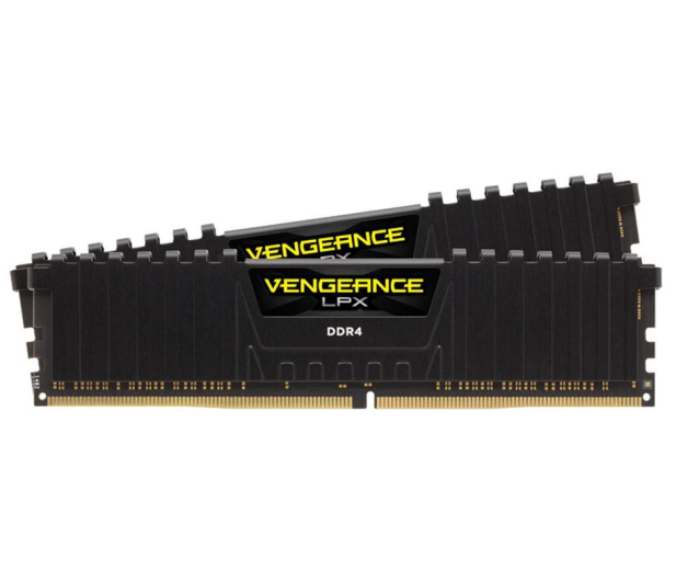 Corsair 16GB 3000MHz Vengeance LPX Black CL16 (2x8GB) - 392813 - zdjęcie 2