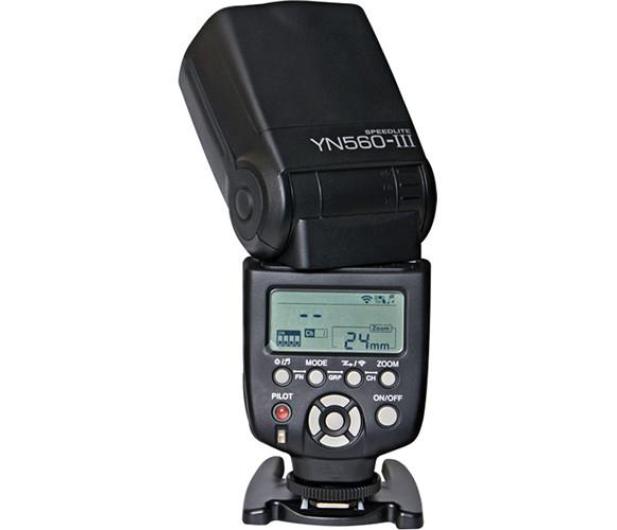 Yongnuo YN-560III Uniwersalna z LCD  - 258232 - zdjęcie 3