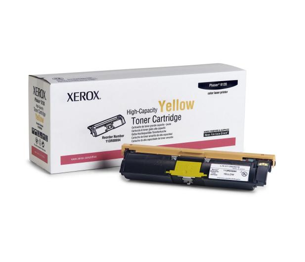 Xerox 113R00694 yellow 4500str. - 15356 - zdjęcie