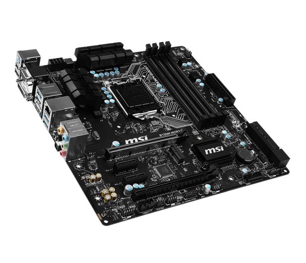 MSI B150M MORTAR (2xPCI-E DDR4) - 263739 - zdjęcie 3