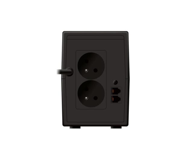 Power Walker VI 650 SE LCD (650VA/360W, 2xPL, USB, LCD, AVR) - 208709 - zdjęcie 4