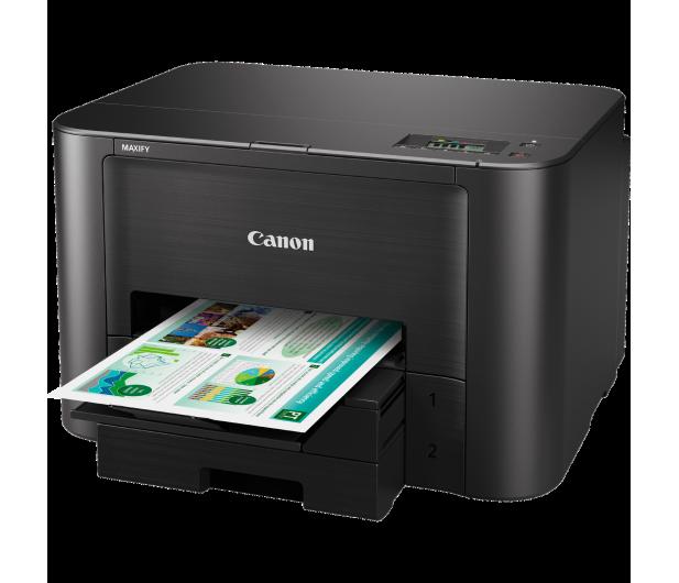 Canon MAXIFY iB4150 czarna - 331027 - zdjęcie 2