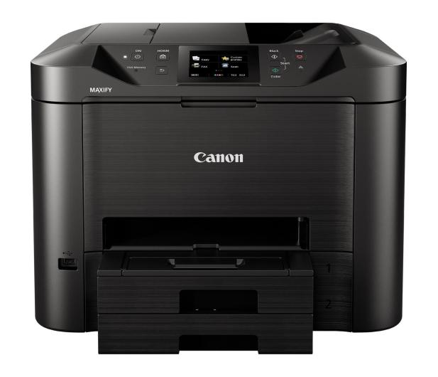 Canon MAXIFY MB5450 czarna  - 331037 - zdjęcie 4