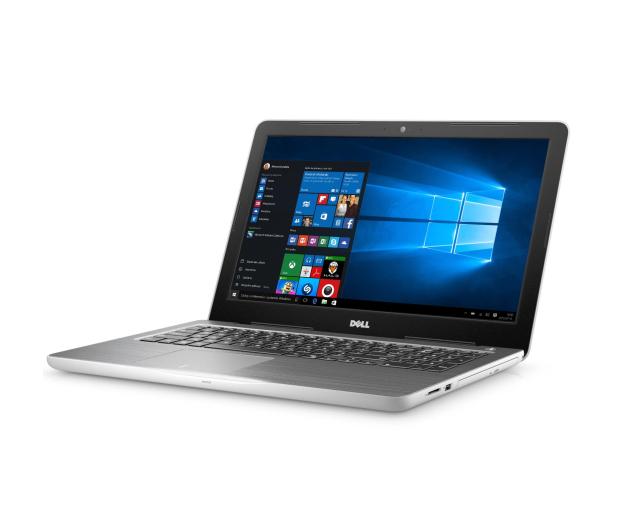 Dell Inspiron 5567 i5-7200U/4GB/500/Win10 R7 biały - 323017 - zdjęcie 3