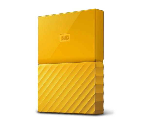 WD My Passport 4TB USB 3.0 - 341009 - zdjęcie 3