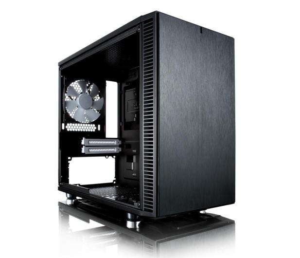 Fractal Design Define NANO S Mini czarna z oknem - 331212 - zdjęcie 9