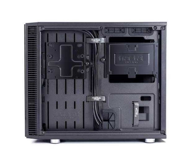 Fractal Design Define NANO S Mini czarna z oknem - 331212 - zdjęcie 6