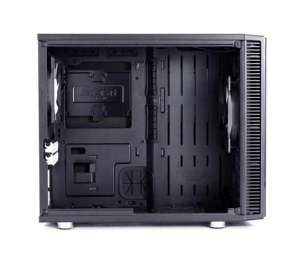 Fractal Design Define NANO S Mini czarna z oknem - 331212 - zdjęcie 5