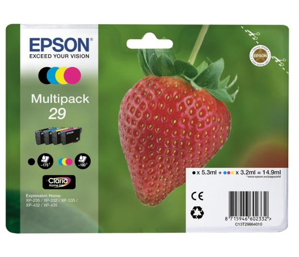 Epson 29 CMYK  - 332048 - zdjęcie