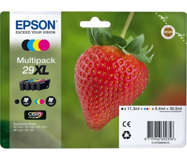 Epson 29XL CMYK (C13T29964010) - 332047 - zdjęcie