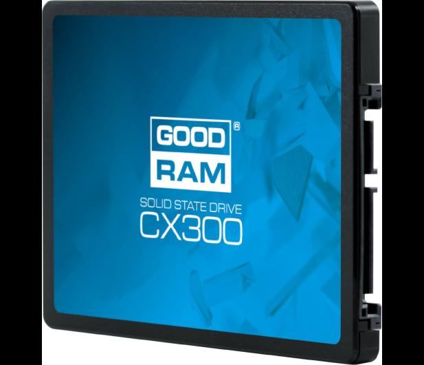 GOODRAM 120GB 2,5'' SATA SSD CX300  - 331881 - zdjęcie 2