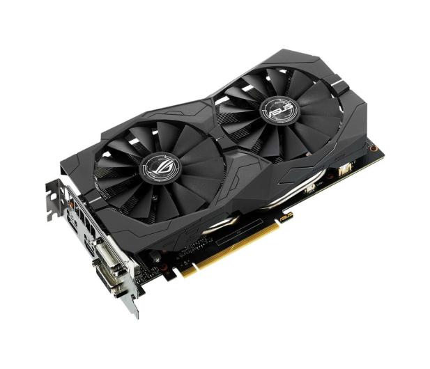 ASUS GeForce GTX 1050 Ti Strix 4GB GDDR5  - 331741 - zdjęcie 2