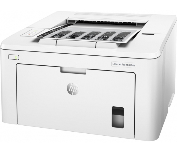 HP LaserJet Pro 200 M203dn - 332449 - zdjęcie 2