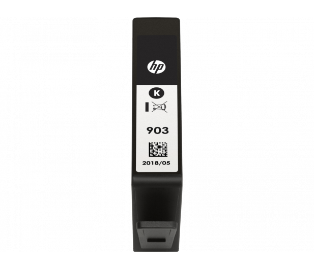 HP 903 black 300 str. - 307891 - zdjęcie