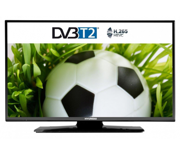 Hyundai HLN24T111 HD 100Hz 2xHDMI USB DVB-T/C - 328082 - zdjęcie