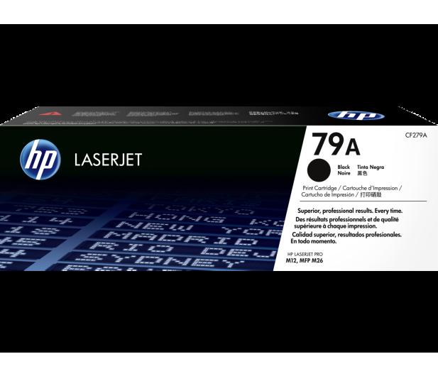 HP 79A black 1000 str. - 328864 - zdjęcie