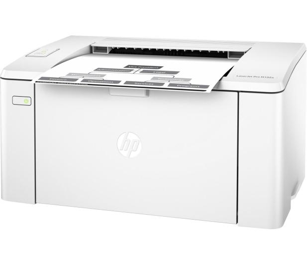 HP LaserJet Pro M102a - 329015 - zdjęcie 5