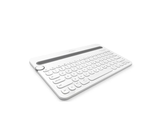 Logitech K480 biała - 250343 - zdjęcie 2