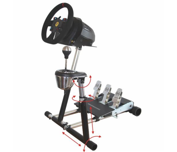 Wheel Stand Pro RGS - Moduł mocowania lewarka skrzyni biegów - 329441 - zdjęcie
