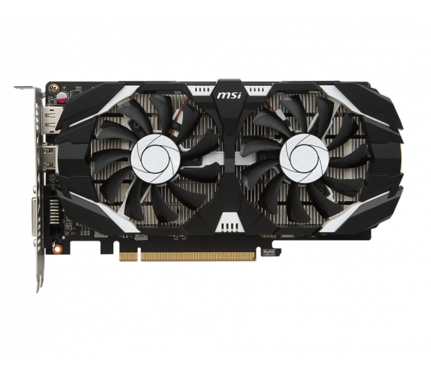 MSI GeForce GTX 1050 TI OC 4GB + Kingston 120GB A400 - 443223 - zdjęcie 3