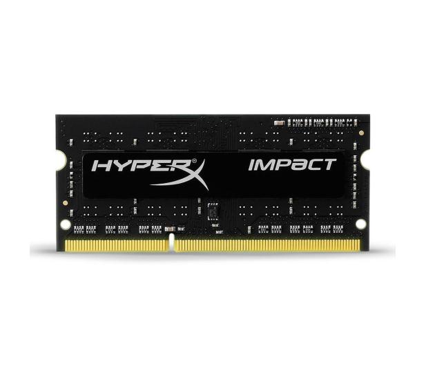 HyperX 8GB 1600MHz Impact Black CL9 1.35V (2x4GB) - 335758 - zdjęcie 3