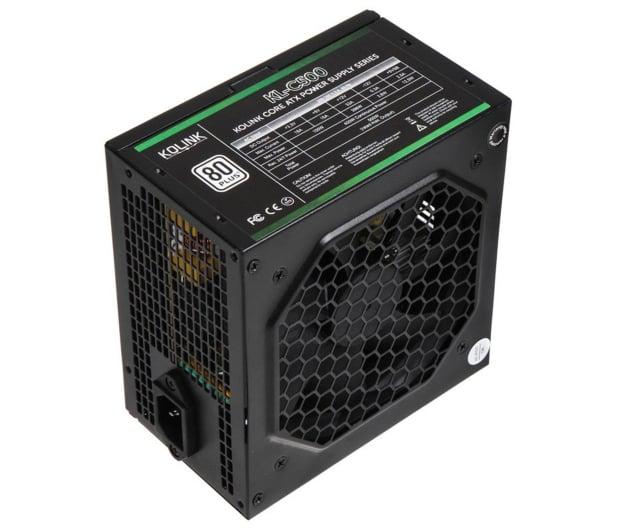 Kolink Core 500W 80 Plus - 331210 - zdjęcie