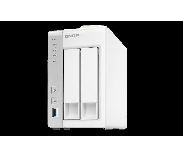 QNAP TS-231P 4TB (2xHDD, 2x1.7GHz, 1GB, 3xUSB, 2xLAN) - 421671 - zdjęcie 3