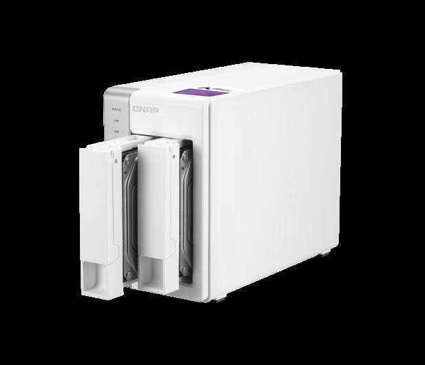 QNAP TS-231P 4TB (2xHDD, 2x1.7GHz, 1GB, 3xUSB, 2xLAN) - 421671 - zdjęcie 6
