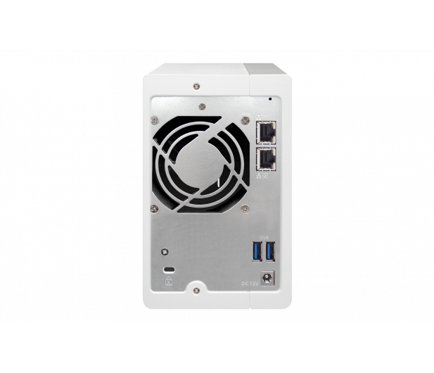 QNAP TS-231P 4TB (2xHDD, 2x1.7GHz, 1GB, 3xUSB, 2xLAN) - 421671 - zdjęcie 7