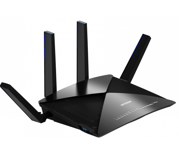 Netgear Nighthawk X10 R9000 (7200Mb/s a/b/g/n/ac/ad,2xUSB) - 336625 - zdjęcie 2