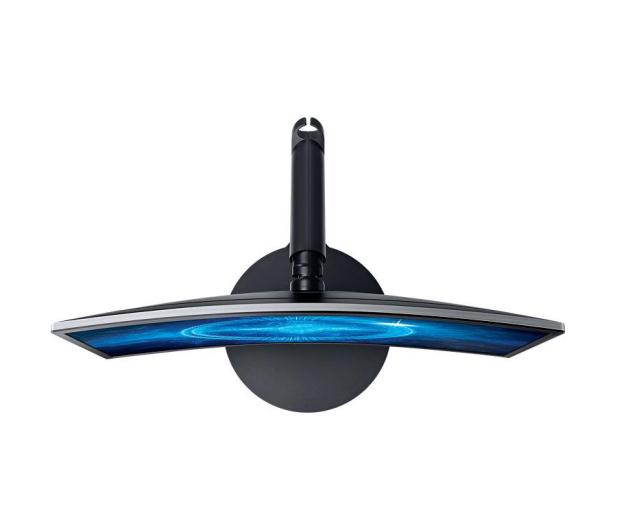 Samsung C27FG70FQUX Curved czarny Quantum Dot   - 336801 - zdjęcie 4