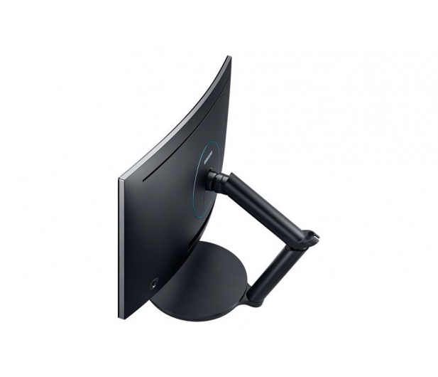 Samsung C27FG70FQUX Curved czarny Quantum Dot   - 336801 - zdjęcie 5
