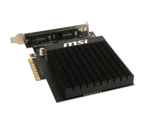 MSI GeForce GT 710 H2D 2GB DDR3 - 336559 - zdjęcie 4