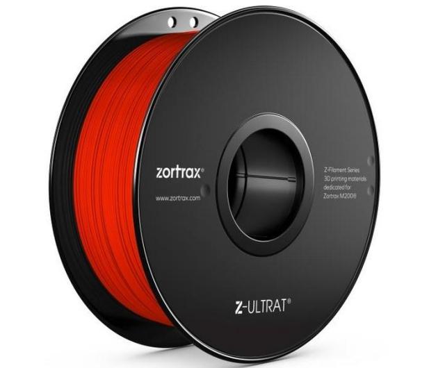 Zortrax Z-ULTRAT Red - 335371 - zdjęcie