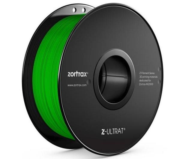 Zortrax Z-ULTRAT Green - 335370 - zdjęcie
