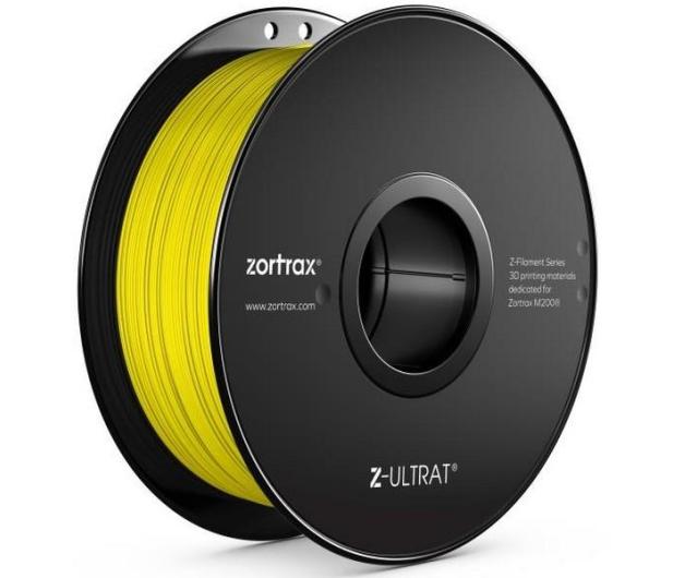 Zortrax Z-ULTRAT Yellow - 335373 - zdjęcie