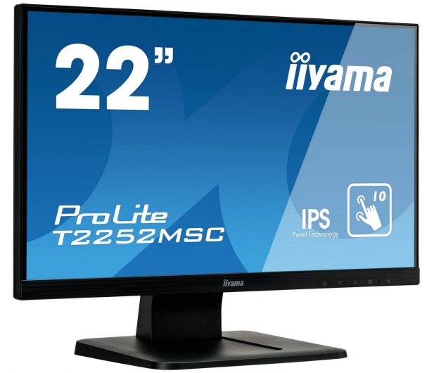iiyama T2252MSC dotykowy - 337048 - zdjęcie 2